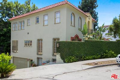 Los Angeles CA Single Family Home For Sale: $2,300,000