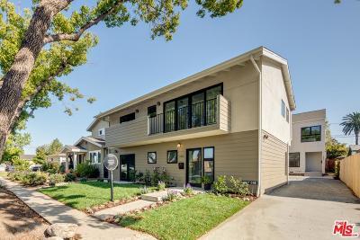 Single Family Home For Sale: 4214 La Salle Avenue