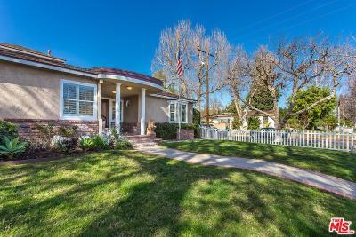 Studio City Single Family Home For Sale: 4461 Van Noord Avenue