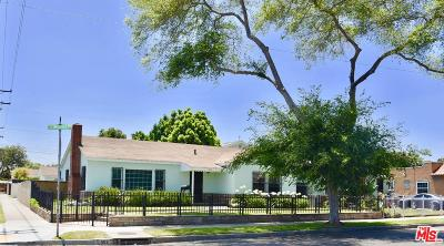 Compton Single Family Home For Sale: 502 West Arbutus Street