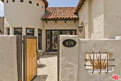 Single Family Home Active Under Contract: 439 North La Jolla Avenue