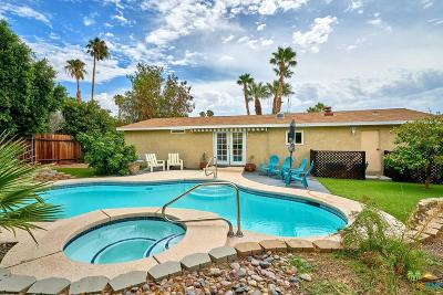 Palm Springs Single Family Home For Sale: 2011 Arnico Street