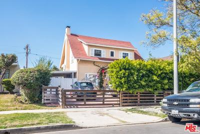 Single Family Home For Sale: 1287 South Highland Avenue