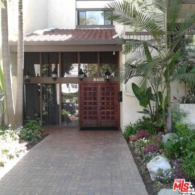 Playa Del Rey Condo/Townhouse For Sale: 8601 Falmouth Avenue #206