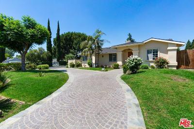Granada Hills Single Family Home Active Under Contract: 11145 Louise Avenue