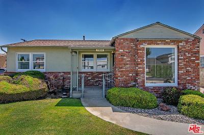 Single Family Home For Sale: 7852 Croydon Avenue