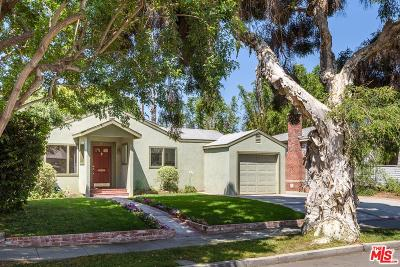 Los Angeles Single Family Home For Sale: 3775 Ashwood Avenue