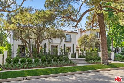 Beverly Hills Single Family Home For Sale: 613 North Sierra Drive