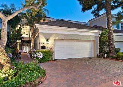 Los Angeles Single Family Home For Sale: 2175 Ridge Drive