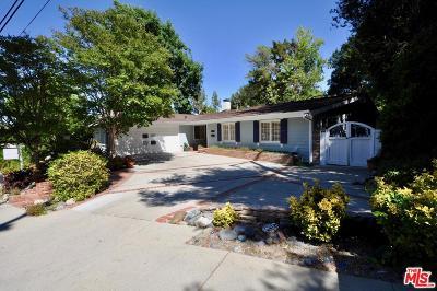 Single Family Home For Sale: 20432 Miranda Street