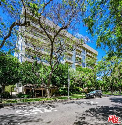 Beverly Hills Condo/Townhouse For Sale: 339 North Palm Drive #101