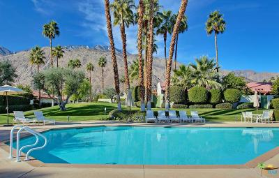 Palm Springs Condo/Townhouse Active Under Contract: 1252 East Andreas Road