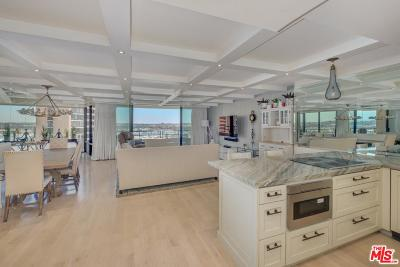Marina Del Rey Condo/Townhouse Active Under Contract: 4314 Marina City Drive #630