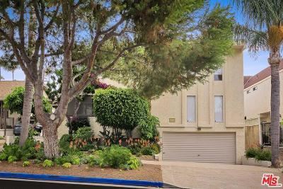 Santa Monica Condo/Townhouse For Sale: 923 17th Street #1
