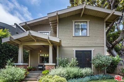 Venice Single Family Home Active Under Contract: 721 Nowita Place