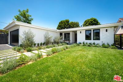 Valley Village Single Family Home For Sale: 5007 Wilkinson Avenue