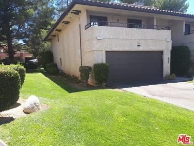 Palmdale Condo/Townhouse For Sale: 232 Eagle Lane