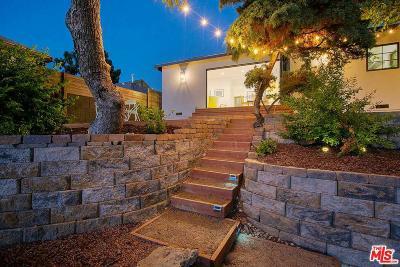 Los Angeles Single Family Home For Sale: 4255 San Rafael Avenue