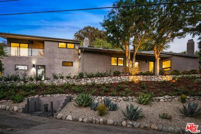 Agoura Hills Single Family Home For Sale: 28327 Foothill Drive