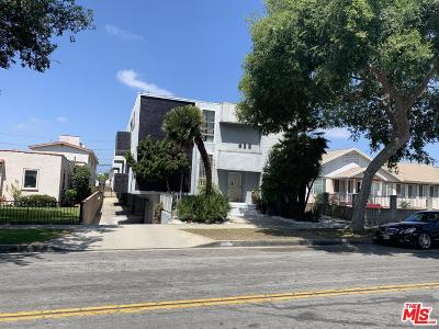 Inglewood Residential Income For Sale: 525 South Osage Avenue #I