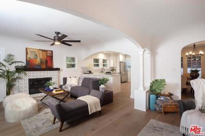 Single Family Home For Sale: 3325 Hamilton Way