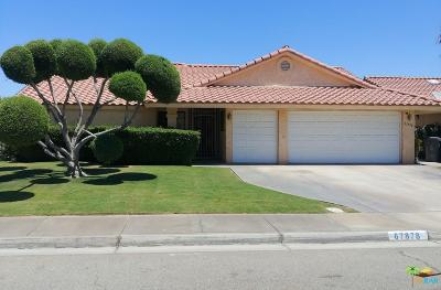 Cathedral City Single Family Home Active Under Contract: 67878 Vega Road