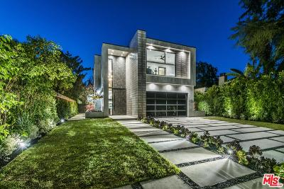 North Hollywood Single Family Home Active Under Contract: 11241 Blix Street