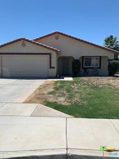 Coachella Single Family Home For Sale: 50411 Avenida Adobe
