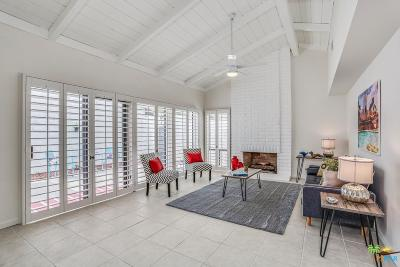 Palm Springs Condo/Townhouse For Sale: 2350 East Miramonte Circle #A