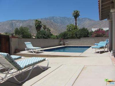 Palm Springs Single Family Home For Sale: 502 West Pico Road