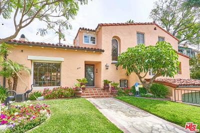 Glendale Single Family Home For Sale: 909 Rosemount Road