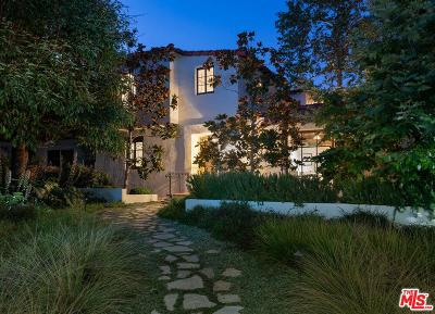 Santa Monica (C14) Single Family Home For Sale: 1607 Carlyle Avenue