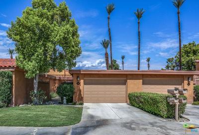 Rancho Mirage Condo/Townhouse For Sale: 6 Cadiz Drive
