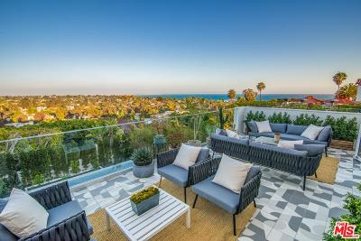 Pacific Palisades Single Family Home For Sale: 656 Lachman Lane