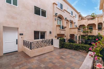Pacific Palisades Condo/Townhouse For Sale: 16123 West Sunset #11