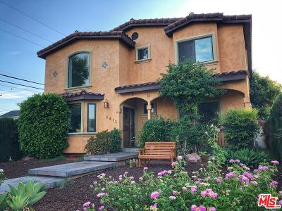 North Hollywood Single Family Home For Sale: 5415 Strohm Avenue