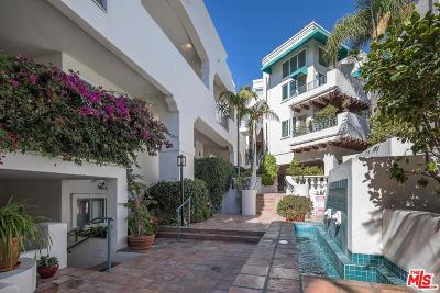Pacific Palisades Condo/Townhouse For Sale: 15500 West Sunset #304