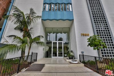 Condo/Townhouse Active Under Contract: 7560 Hollywood #308