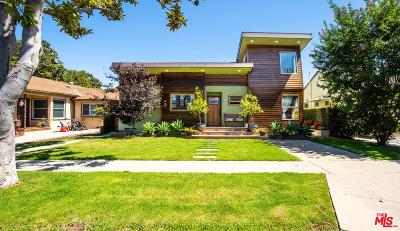 Los Angeles CA Single Family Home Active Under Contract: $1,750,000