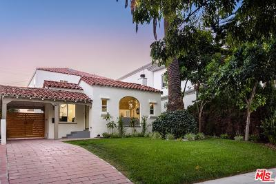 Beverly Hills Single Family Home For Sale: 421 South Wetherly Drive