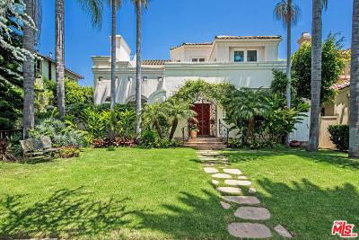 Santa Monica Single Family Home For Sale: 609 21st Place
