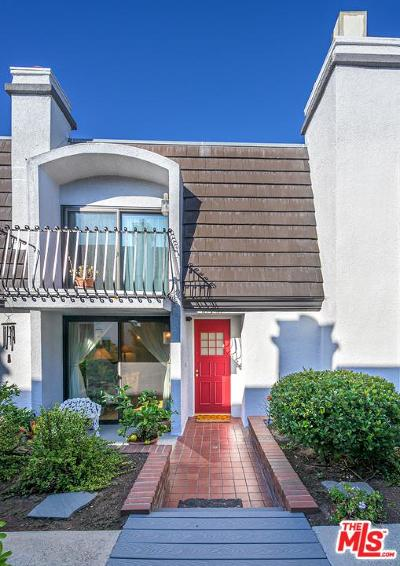 Condo/Townhouse Active Under Contract: 8125 Redlands Street #108