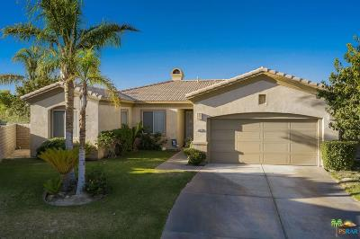 Cathedral City Single Family Home Active Under Contract: 30982 Greensboro Court