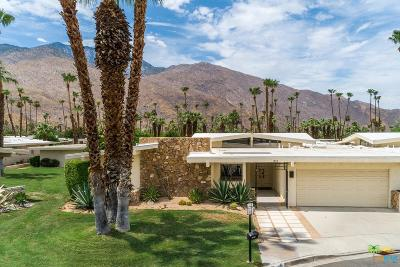 Palm Springs Condo/Townhouse For Sale: 1408 Sierra De Ronda