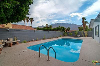 Palm Springs Single Family Home For Sale: 2107 East Finley Road