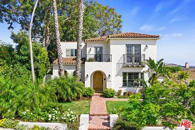 Santa Monica Single Family Home Active Under Contract: 1128 Cedar Street
