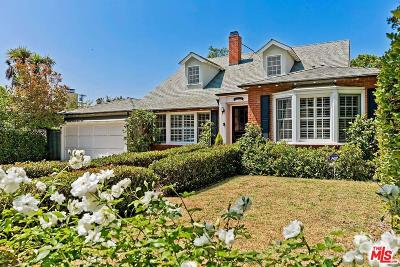 Santa Monica Single Family Home Active Under Contract: 434 21st Place