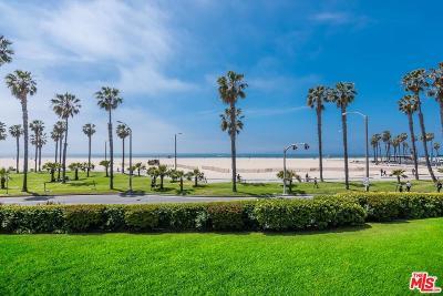 Santa Monica Condo/Townhouse For Sale: 17 Sea Colony Drive