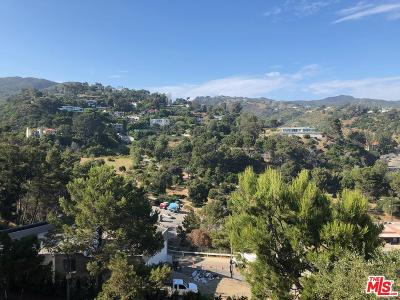 Pacific Palisades Condo/Townhouse For Sale: 17337 Tramonto Drive #206