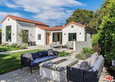 Single Family Home For Sale: 754 South Citrus Avenue